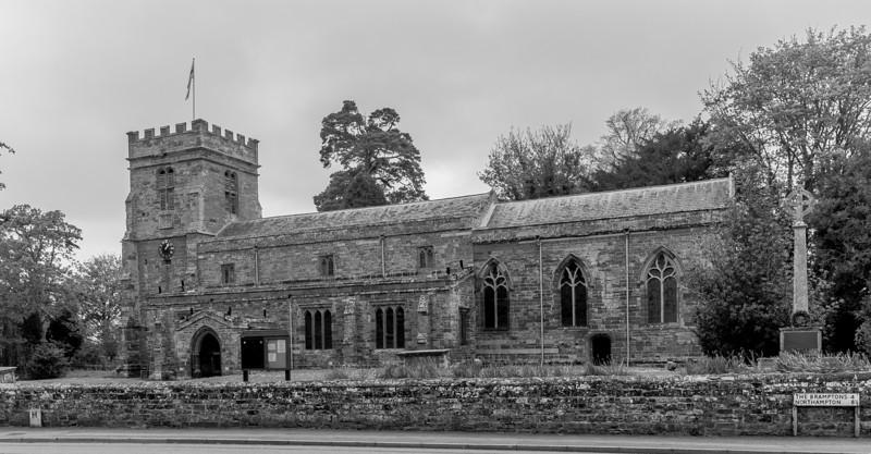St Mary the Virgin, East Haddon, Northamptonshire