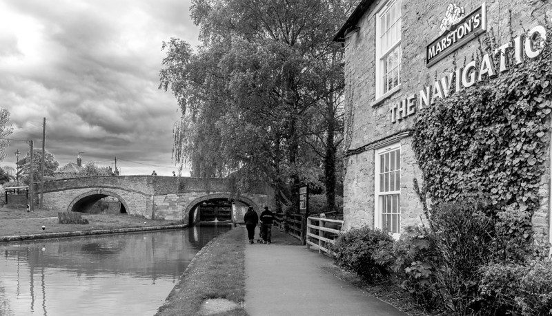 The Navigation, Stoke Bruerne,  Northamptonshire