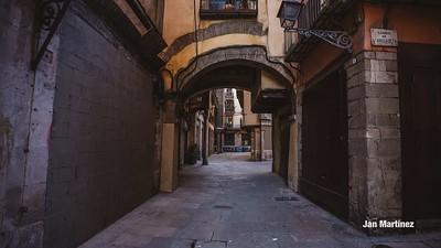 Caputxes Street Bcn-1