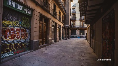 Caputxes Street Bcn-5