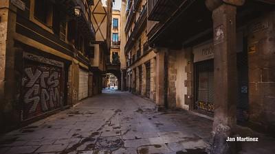 Caputxes Street Bcn-11