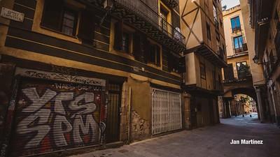 Caputxes Street Bcn-12