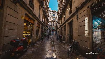 Milans Street Gotic Classic Narrow Bcn-2