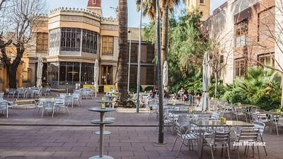 CanDeu Courtyard Bcn-5