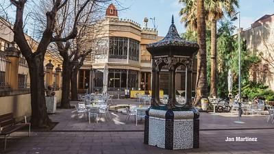 CanDeu Courtyard Bcn-3