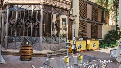 CanDeu Courtyard Bcn-21