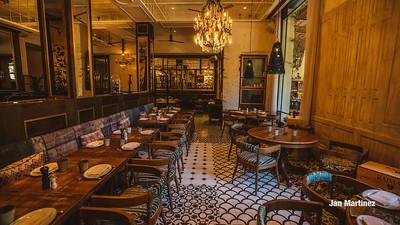 ChezCoco Restaurant ModernTerrace Bcn-11