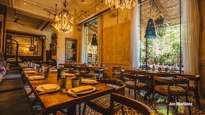 ChezCoco Restaurant ModernTerrace Bcn-5
