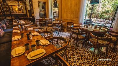 ChezCoco Restaurant ModernTerrace Bcn-6