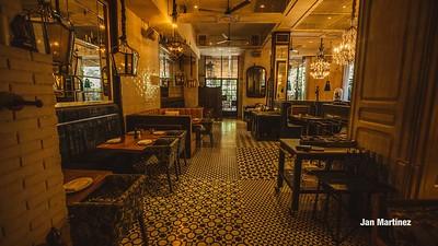 ChezCoco Restaurant ModernTerrace Bcn-27