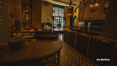 ChezCoco Restaurant ModernTerrace Bcn-50