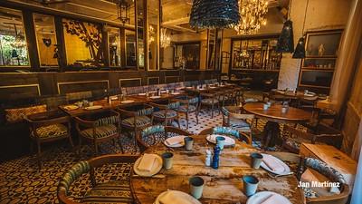 ChezCoco Restaurant ModernTerrace Bcn-4