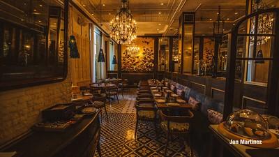 ChezCoco Restaurant ModernTerrace Bcn-1