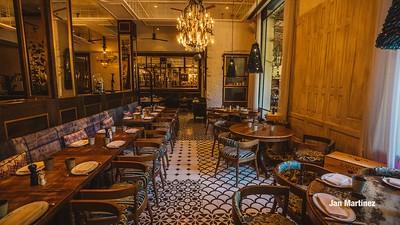 ChezCoco Restaurant ModernTerrace Bcn-3