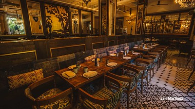 ChezCoco Restaurant ModernTerrace Bcn-10
