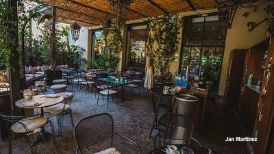 ChezCoco Restaurant ModernTerrace Bcn-57