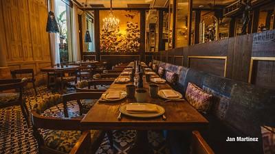 ChezCoco Restaurant ModernTerrace Bcn-2