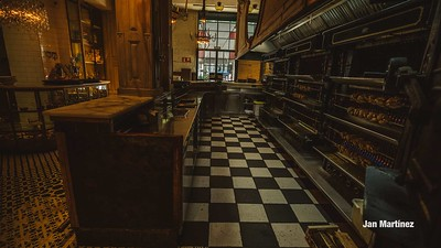 ChezCoco Restaurant ModernTerrace Bcn-51