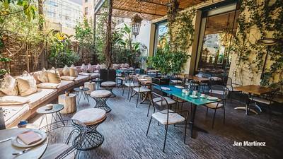 ChezCoco Restaurant ModernTerrace Bcn-56