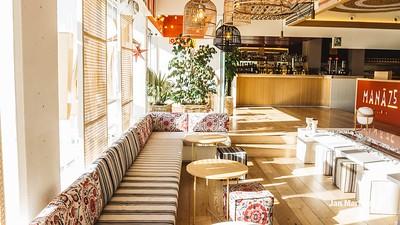 Mana75 Bar Restaurant Bcn-10