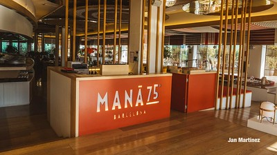 Mana75 Bar Restaurant Bcn-2