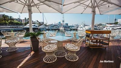 One Ocean Club Terrace1 Sea Views Bcn-31