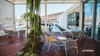One Ocean Club Terrace1 Sea Views Bcn-2