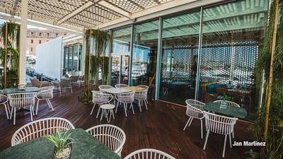 One Ocean Club Terrace1 Sea Views Bcn-8