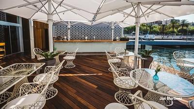 One Ocean Club Terrace1 Sea Views Bcn-29