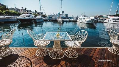 One Ocean Club Terrace1 Sea Views Bcn-24