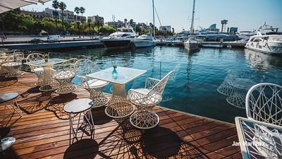 One Ocean Club Terrace1 Sea Views Bcn-22