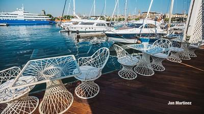 One Ocean Club Terrace1 Sea Views Bcn-20