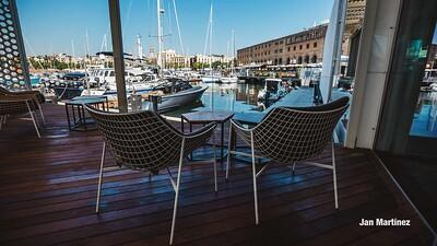One Ocean Club Terrace1 Sea Views Bcn-9