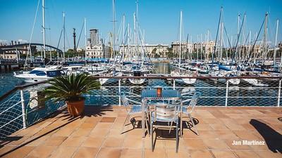 RealClubMaritim Terrace Sea Views Bcn-3