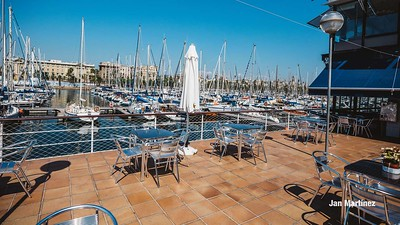 RealClubMaritim Terrace Sea Views Bcn-5