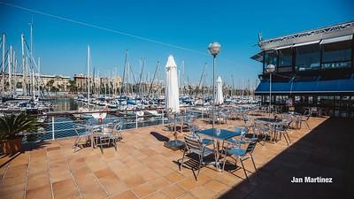 RealClubMaritim Terrace Sea Views Bcn-19