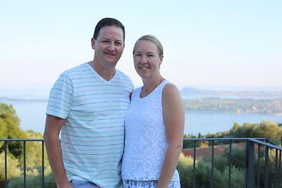 Stokoe and Smith visit to Lake Garda 2017