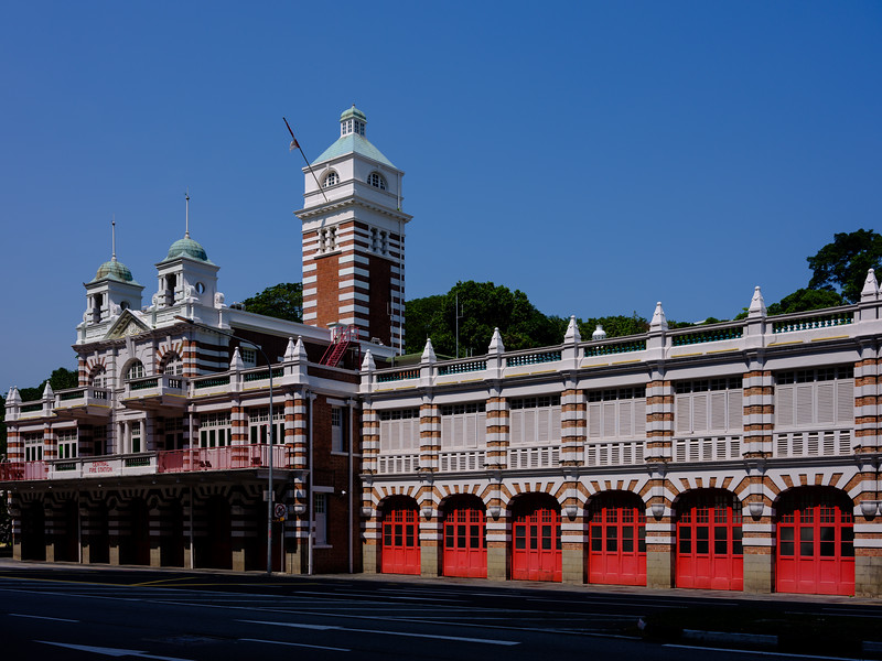 The Central Fire Station Singapore