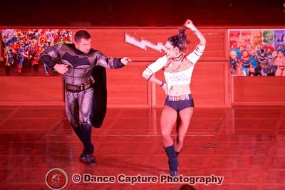 Batman & Harley Quinn - Salsa
