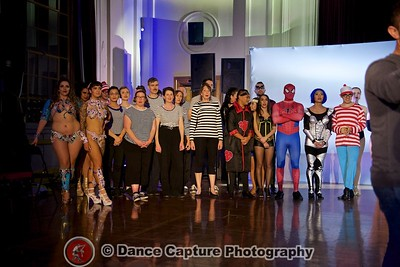 STOMP presents The Cosplay Ball - 6 July 2019 @ The Albert Hall