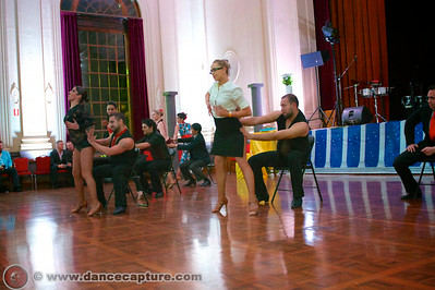 Stomp - Mythology latin dance fundraiser - 26 July 2014