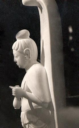 Buddha - detail