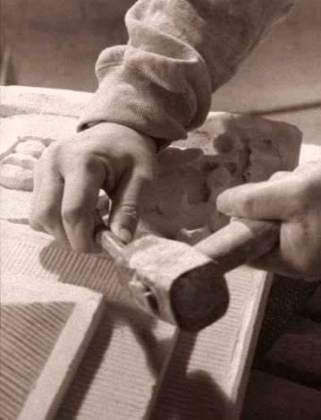 Hand Carving Stone