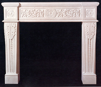 Rosette Fireplace