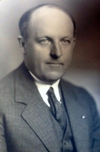 Frank Stone during term as Maine state representative, 1925