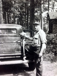 Frank Stone, 1951