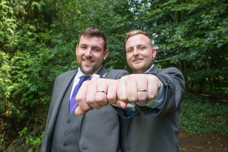 Identical Wedding Rings