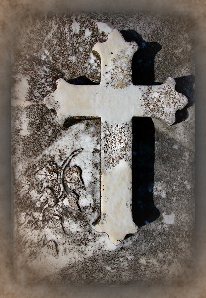 Weathered Cross