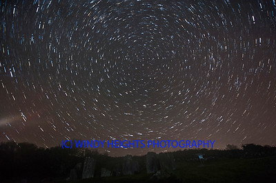 Drombeg Star Trails-2w