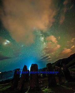 Drombeg Milky Way_Panorama